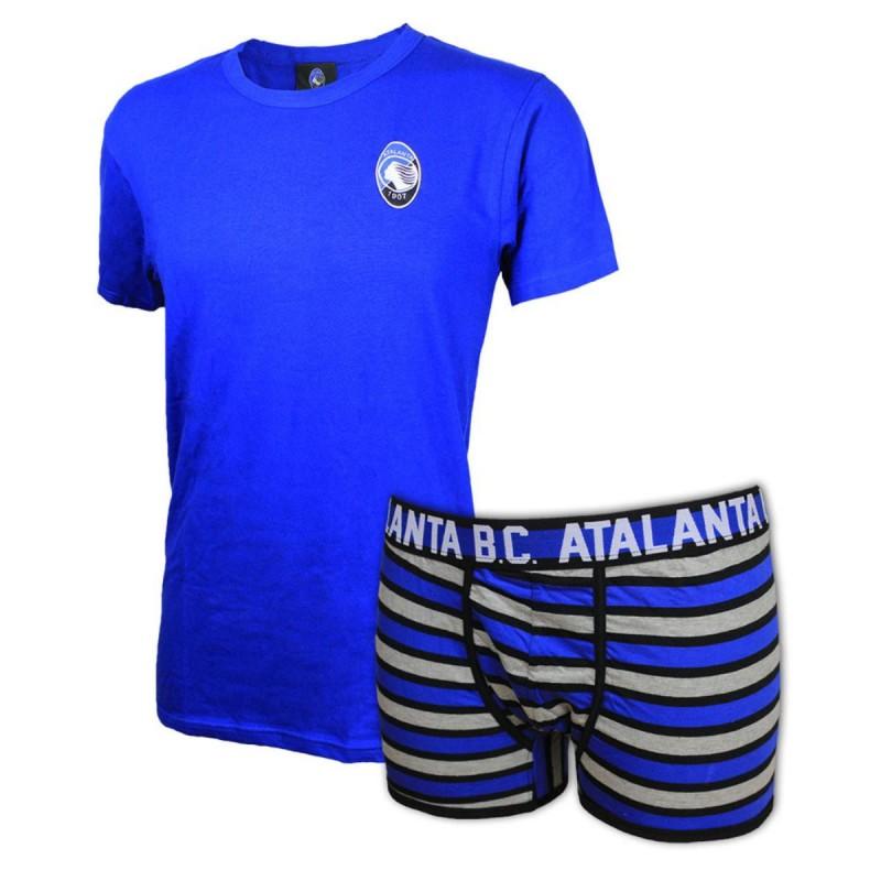 completo intimo boxer royal atalanta
