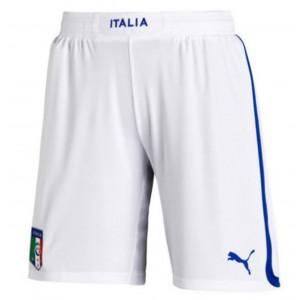 pantaloncino italia bianco