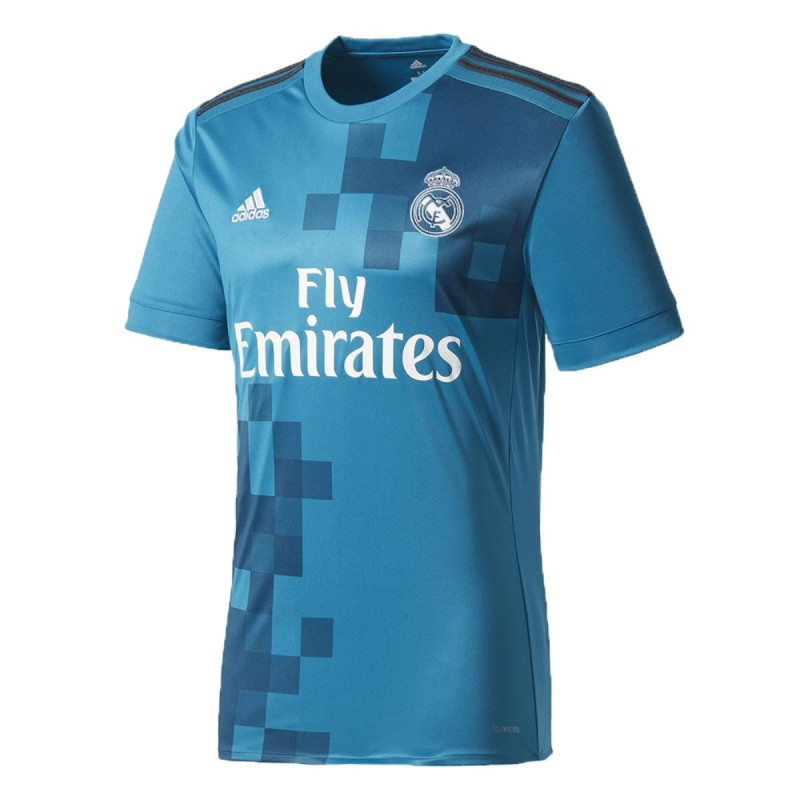 MAGLIA THIRD REAL MADRID 2017/2018