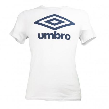 T-SHIRT BIANCA UMBRO