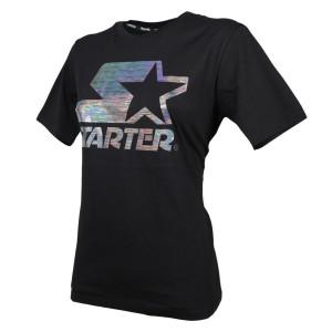 T-SHIRT DONNA NERA STARTER