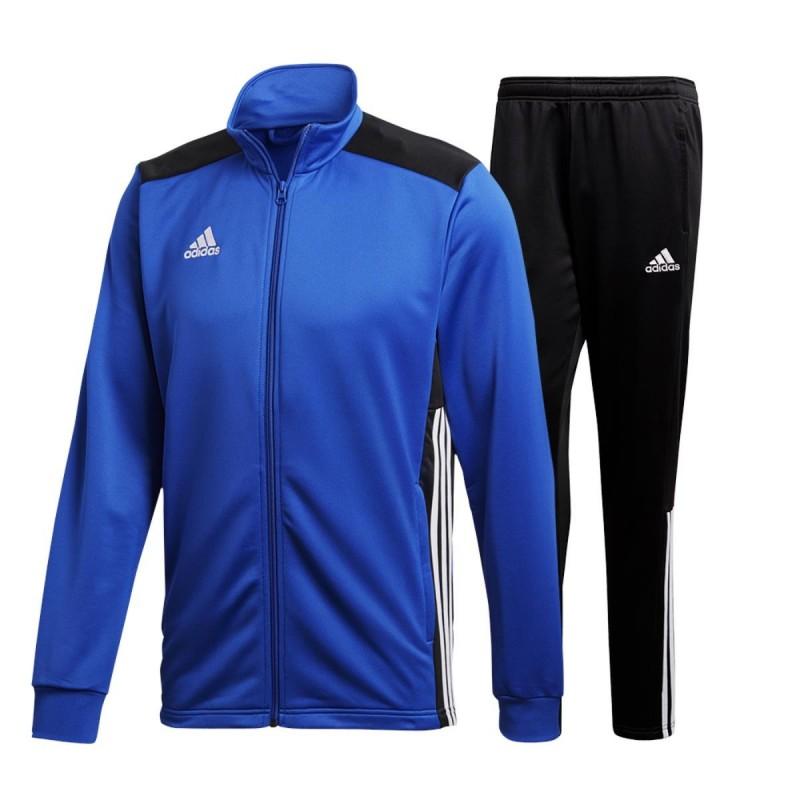 pantaloni tuta adidas uomo blu royale