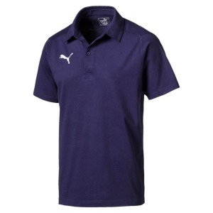 POLO BLU CASUAL PUMA