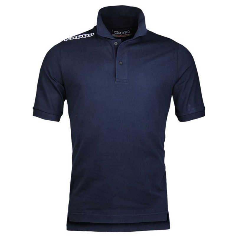 POLO TRAINING BLU SCURA  KAPPA