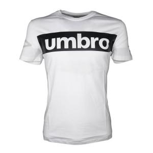 T-SHIRT SPORT BIANCA UMBRO