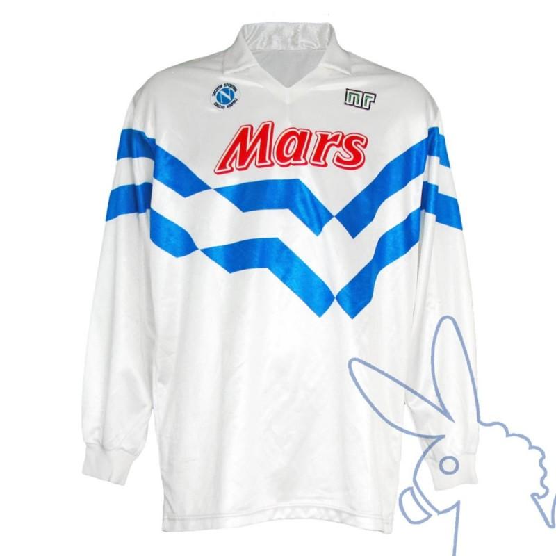 MAGLA BIANCO / BLU MARS SSC NAPOLI 1989 / 1990