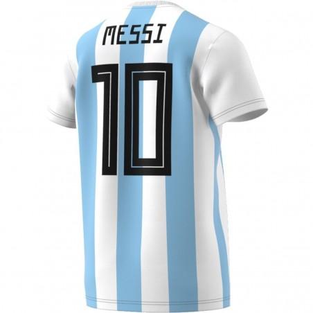 T-SHIRT MESSI ARGENTINA
