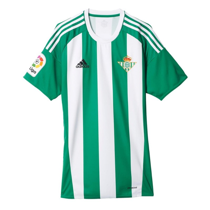 MAGLIA HOME REAL BETIS 2016/2017
