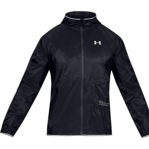 GIACCA STORM NERA UNDER ARMOUR