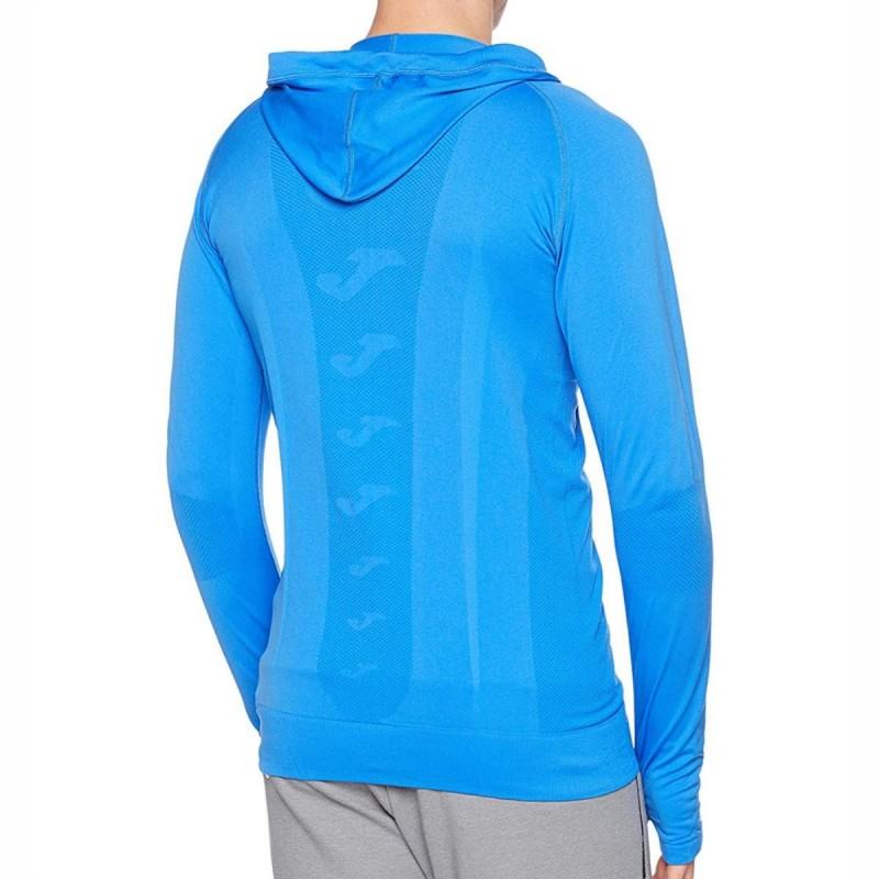 felpa adidas uomo azzurra acetata con zip