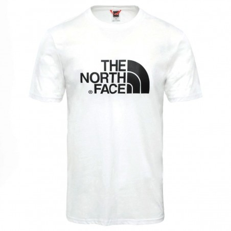 T-SHIRT BIANCA THE NORTH FACE
