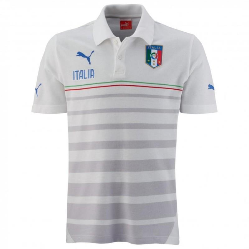 POLO PUMA ITALIA 2014/2015 BIANCA