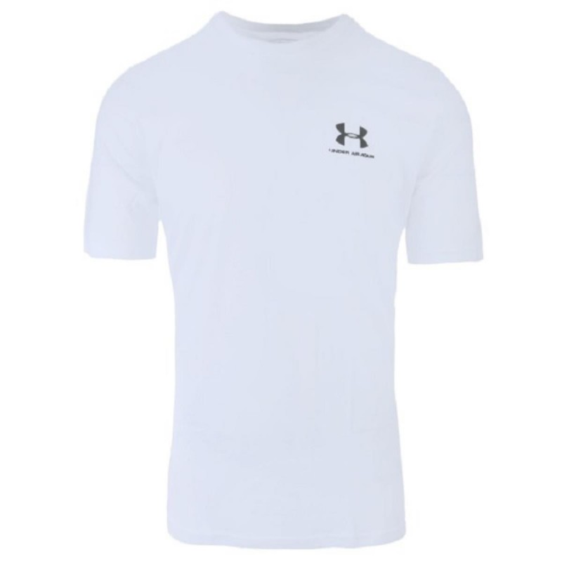 T-SHIRT CASUAL BIANCA UNDER ARMOUR