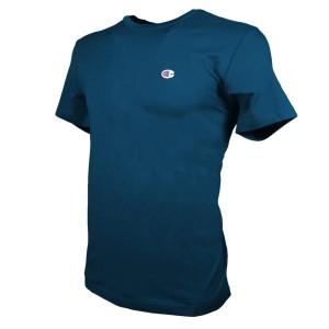 t-shirt navy champion
