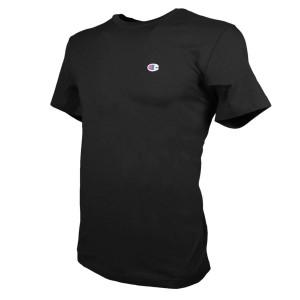 t-shirt nera champion