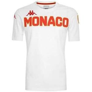 t-shirt as monaco bianca...