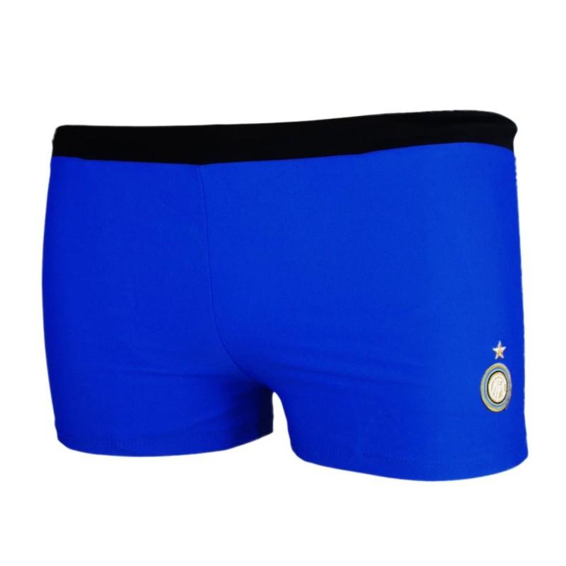 FC INTER COSTUME ADERENTE BLU ROYAL BAMBINO