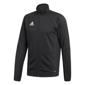 giacca allenamento nera adidas