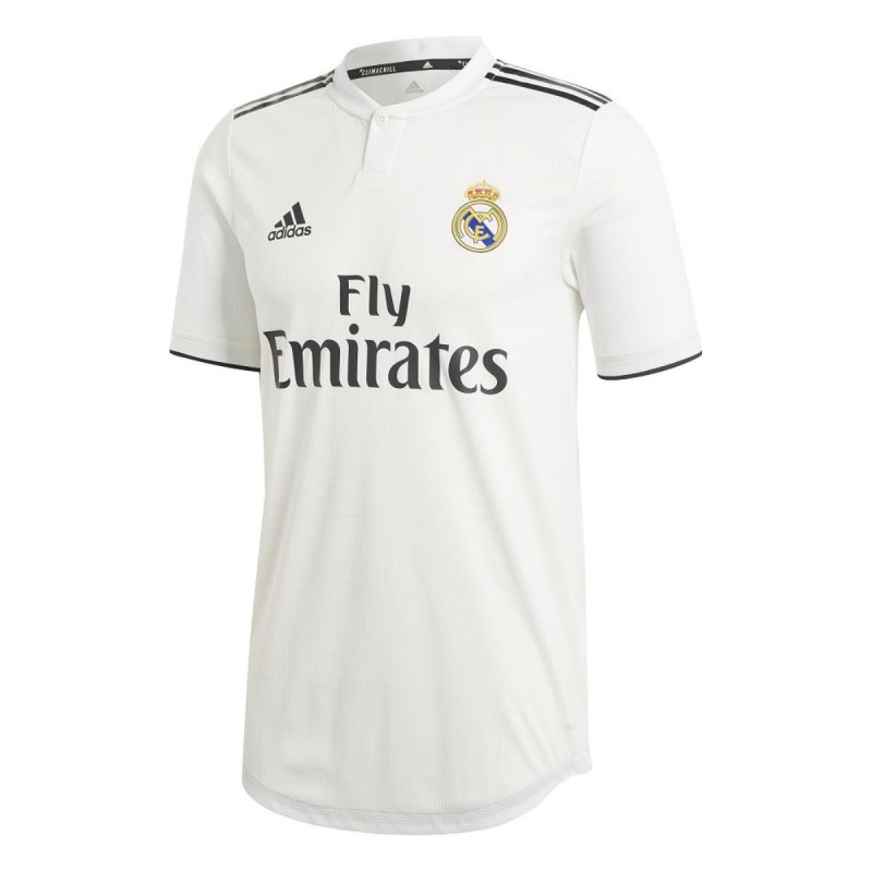 MAGLIA HOME AUTHENTIC REAL MADRID 2018/2019