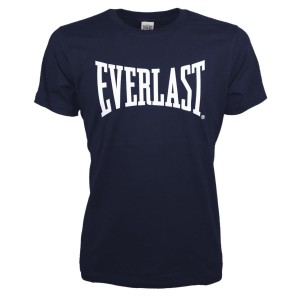 t-shirt light navy everlast