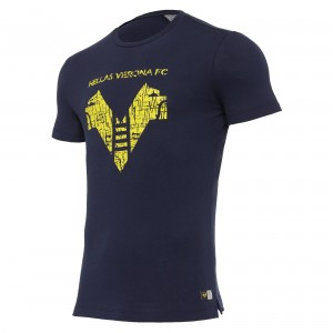 t-shirt tifoso navy hellas...