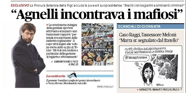 """Terremoto in casa Juve, Agnelli sotto accusa: """"Agevolava bagarini e incontrava gente della malavita"""". Il comunicato del club"""