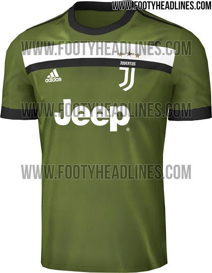 Seconda Maglia Juventus merchandising