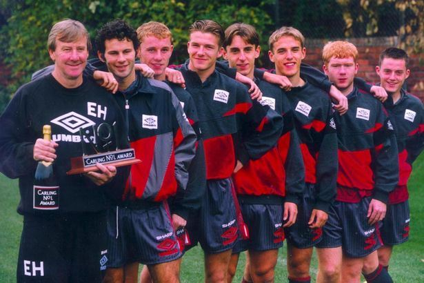 Adidas celebra il Manchester United: arrivano le scarpe dedicate alla classe del '92 [FOTO]
