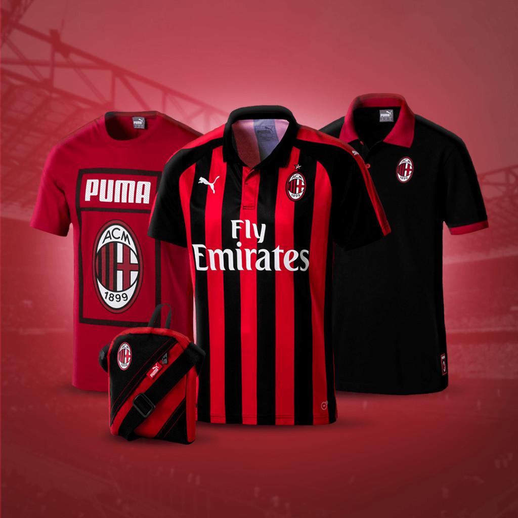Milan Store | Dedicato alla passione rossonera | News Soccertime