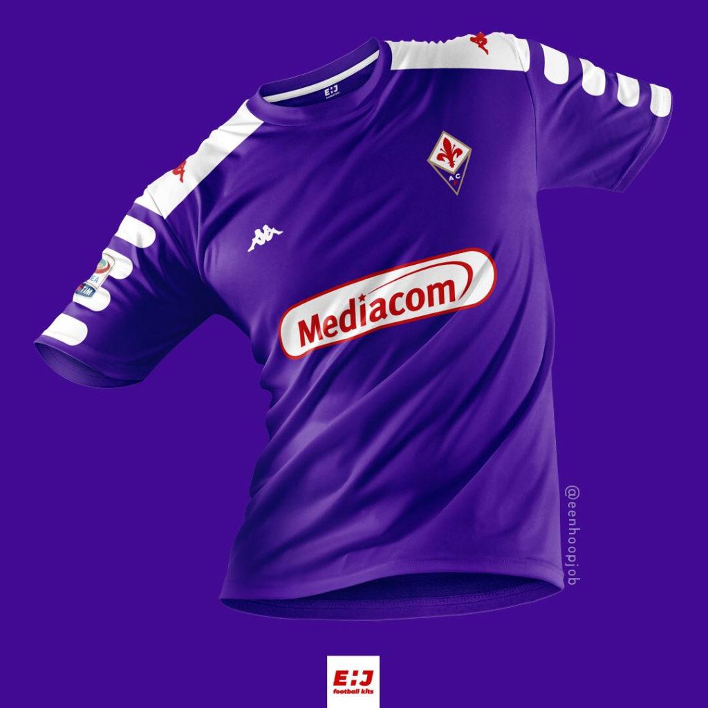 Kappa nuovo sponsor della Fiorentina | News Soccertime