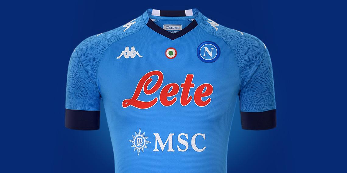 La Maglia del Napoli 2021 è finalmente online | News Soccertime